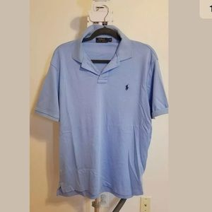 Polo Ralph Lauren Baby Blue Collared Shirt